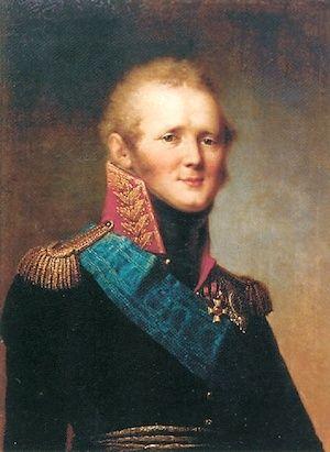 Paul Ier de Russie et son assassinat Alexan10