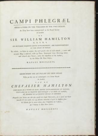 Le Vésuve, décrit par les contemporains du XVIIIe siècle Captur13