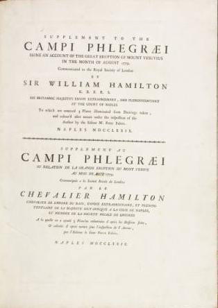 Le Vésuve, décrit par les contemporains du XVIIIe siècle Captur14