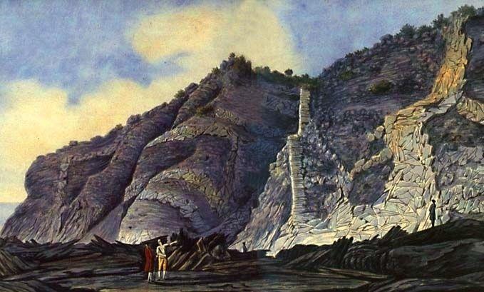 Le Vésuve, décrit par les contemporains du XVIIIe siècle Captur21