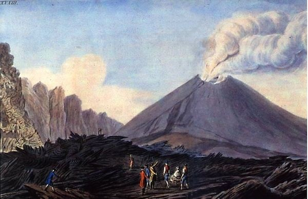 Le Vésuve, décrit par les contemporains du XVIIIe siècle Captur24