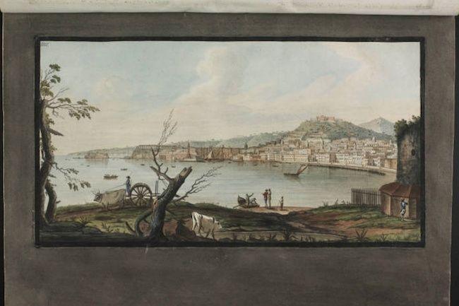 Le Vésuve, décrit par les contemporains du XVIIIe siècle Captur31