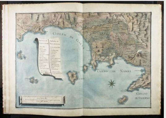 Le Vésuve, décrit par les contemporains du XVIIIe siècle Captur38