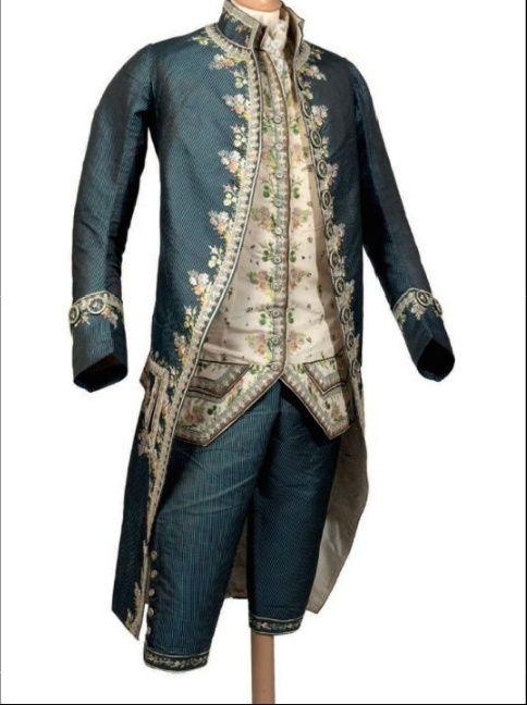 La mode et les habits masculins au XVIIIe siècle - Page 2 Captur57