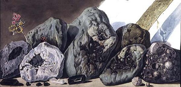 Le Vésuve, décrit par les contemporains du XVIIIe siècle Crista10