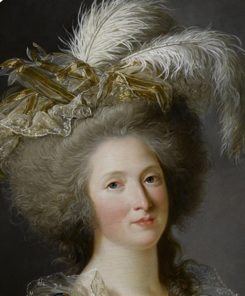 Adélaïde Labille-Guiard, peintre de Mesdames Elisab13