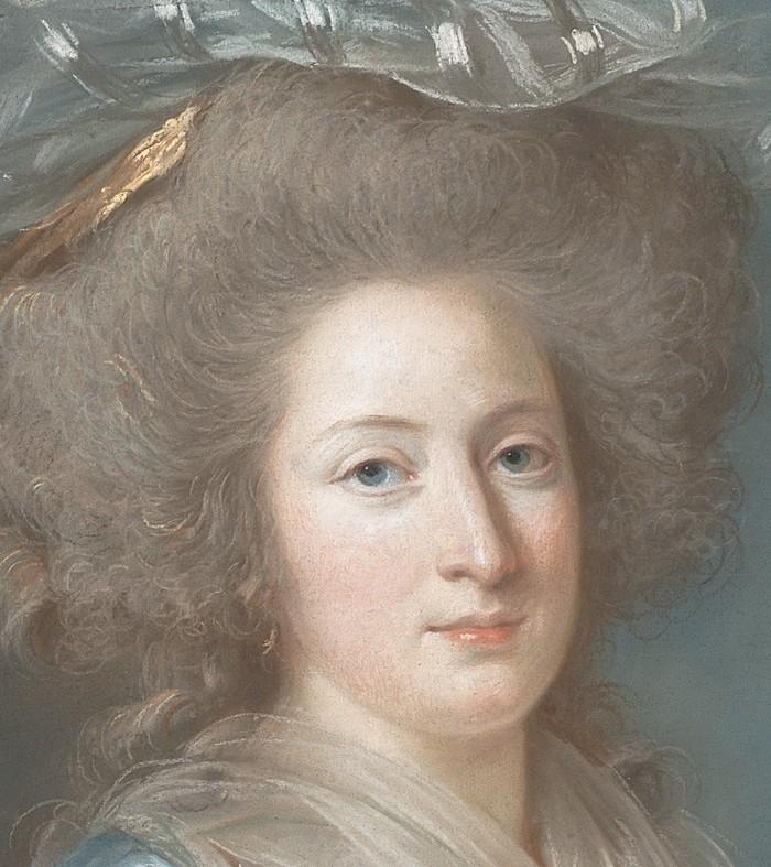 Adélaïde Labille-Guiard, peintre de Mesdames Elisab14