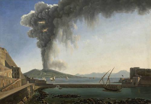 Le Vésuve, décrit par les contemporains du XVIIIe siècle French10