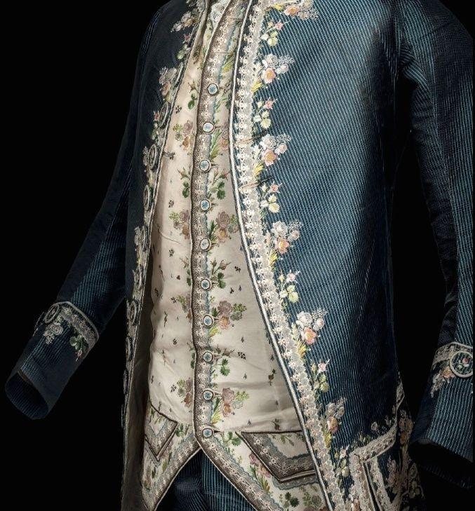 La mode et les habits masculins au XVIIIe siècle - Page 2 Habit_10
