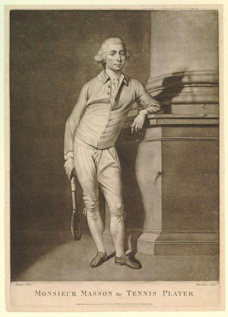 Salles de jeu de paume au XVIIIè siècle Histor10