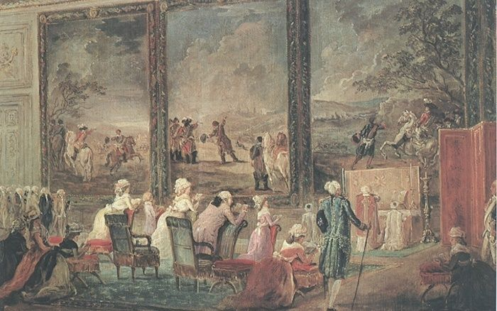 Hubert Robert et le XVIIIe siècle Hubert15