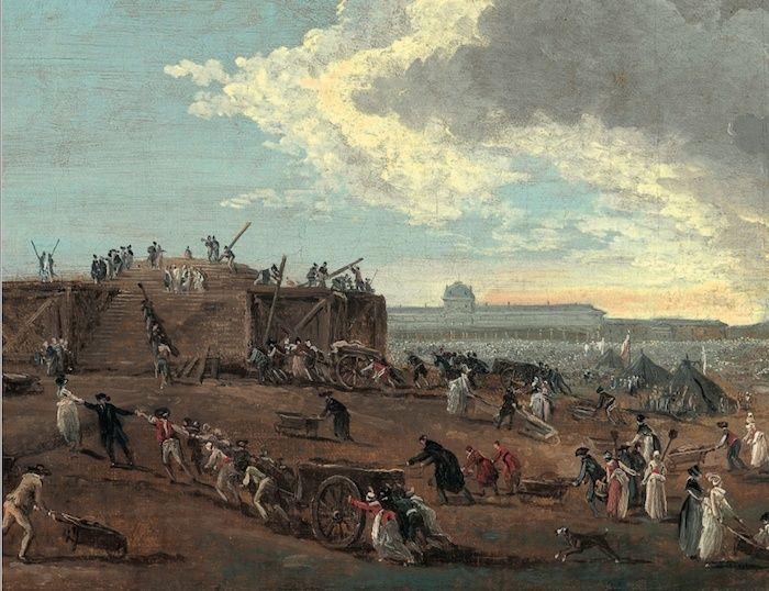 Hubert Robert et le XVIIIe siècle Hubert20