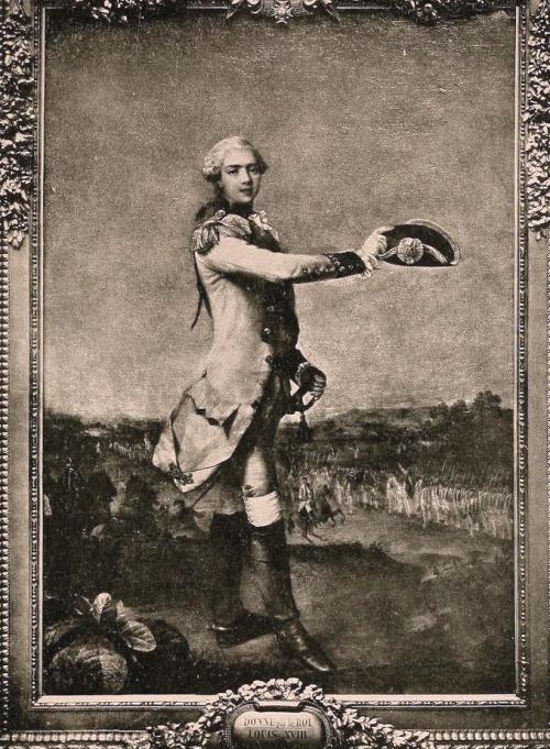 Louis-Stanislas, comte de Provence, et futur roi Louis XVIII - Page 2 Jean_m11
