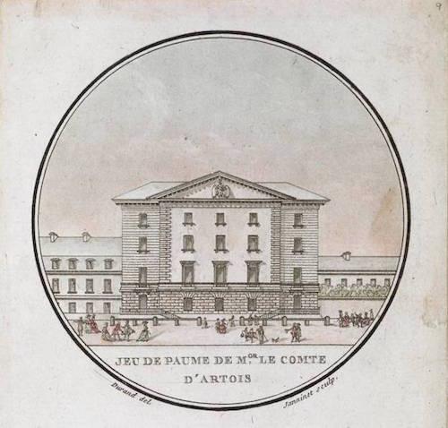 Salles de jeu de paume au XVIIIè siècle Jeu_de11