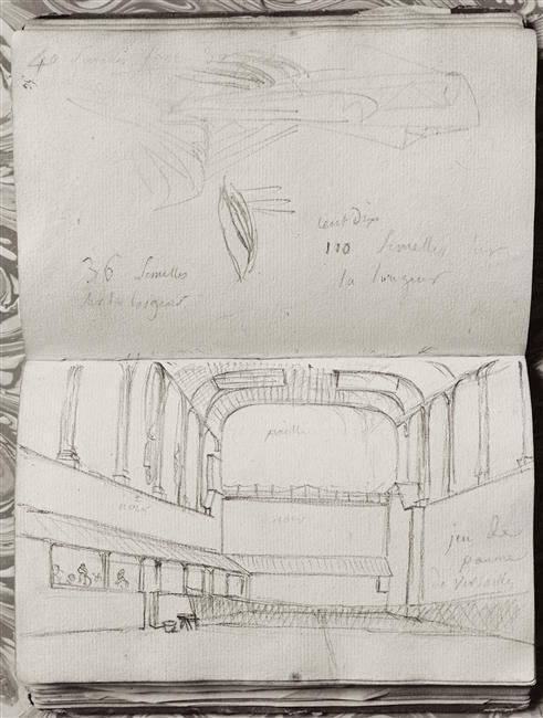 Salles de jeu de paume au XVIIIè siècle Jeu_de13
