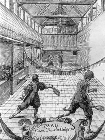 Salles de jeu de paume au XVIIIè siècle Jeu_de14