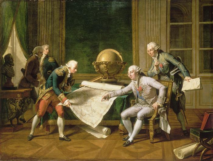 Jean-François de la Pérouse et l'expédition Lapérouse - Page 2 Louis-10