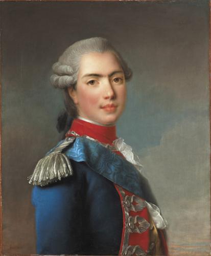 Louis-Stanislas, comte de Provence, et futur roi Louis XVIII - Page 2 Louis_11