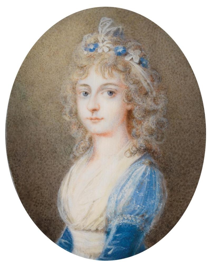 Portraits de Madame Royale, duchesse d'Angoulême - Page 2 Madame12