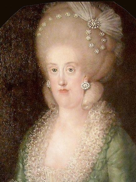 Un beau-frère de Marie-Antoinette :   Ferdinand IV , roi de Sicile Maria-12