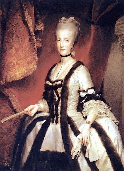 Un beau-frère de Marie-Antoinette :   Ferdinand IV , roi de Sicile Mariac10