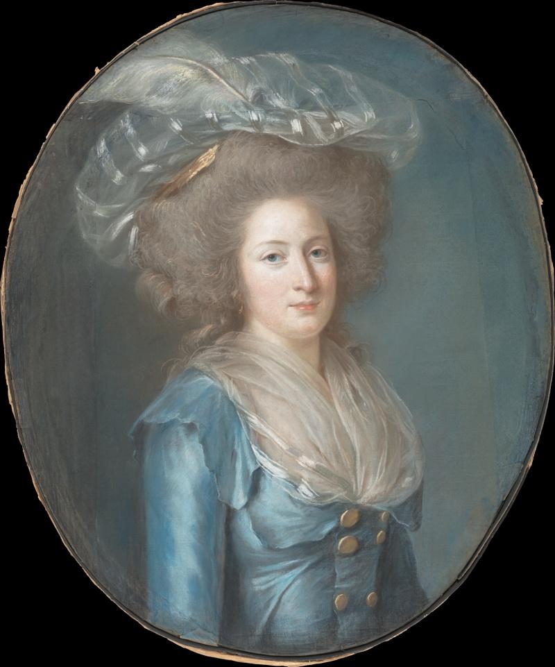 Adélaïde Labille-Guiard, peintre de Mesdames Mme_el10