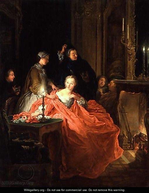 L'éclairage, le chauffage et l'eau sous l'ancien régime, de Stéphane Castelluccio Painti10