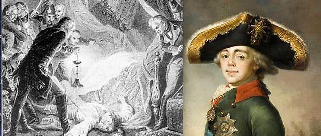 Paul Ier de Russie et son assassinat Paul-210