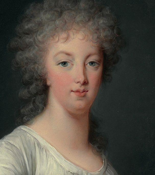 Portraits posthumes de Marie-Antoinette, par Mme Vigée-Lebrun  Portra12