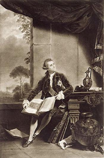 Le Vésuve, décrit par les contemporains du XVIIIe siècle Sir_wi10