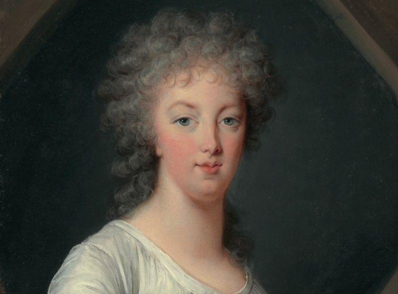 Portraits posthumes de Marie-Antoinette, par Mme Vigée-Lebrun  Vigye_14