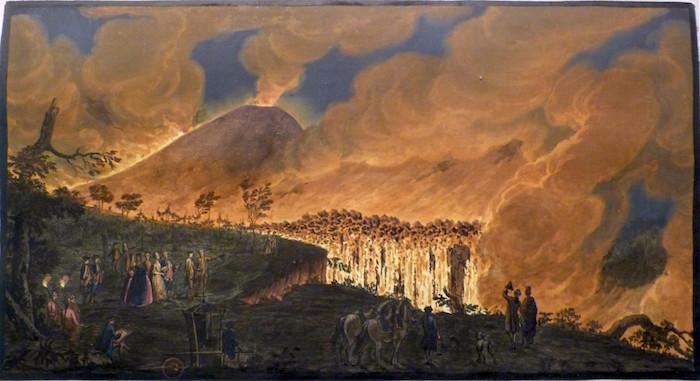 Le Vésuve, décrit par les contemporains du XVIIIe siècle Willia11
