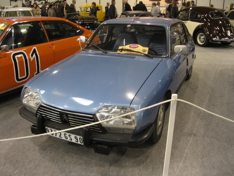 Salon du véhicule ancien - Périgueux Auto Rétro 20 21 février 2016 Img_5213