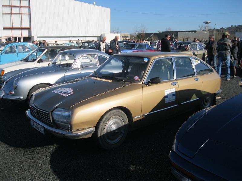 Salon du véhicule ancien - Périgueux Auto Rétro 20 21 février 2016 Img_5219