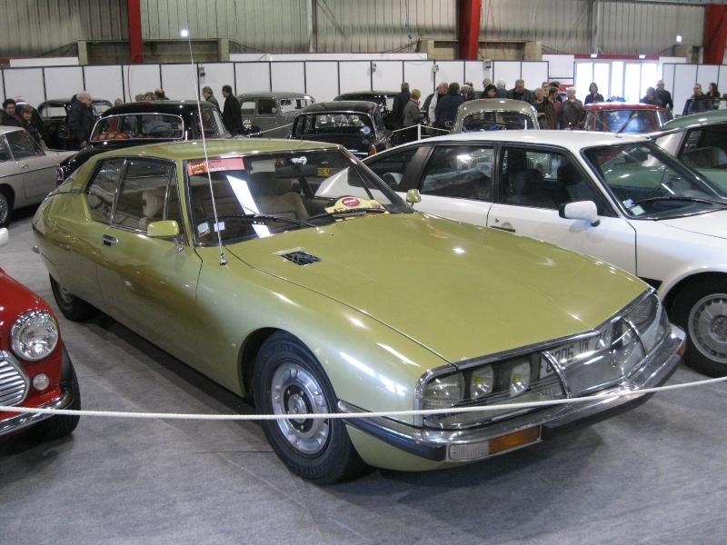 Salon du véhicule ancien - Périgueux Auto Rétro 20 21 février 2016 Img_5310