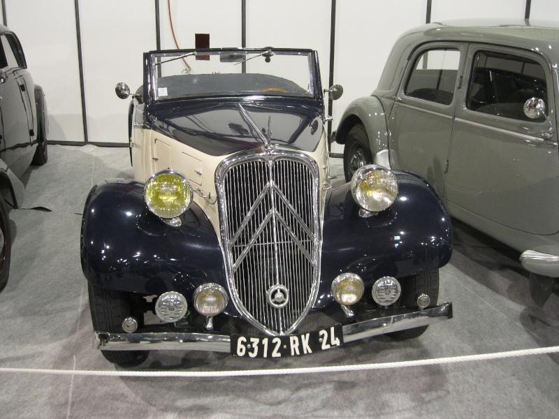 Salon du véhicule ancien - Périgueux Auto Rétro 20 21 février 2016 Img_5313
