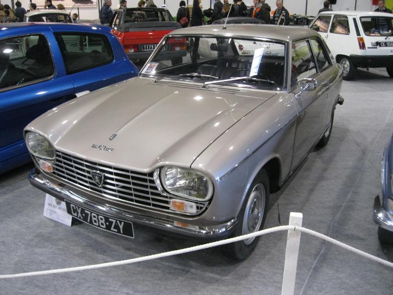 Salon du véhicule ancien - Périgueux Auto Rétro 20 21 février 2016 Img_5315