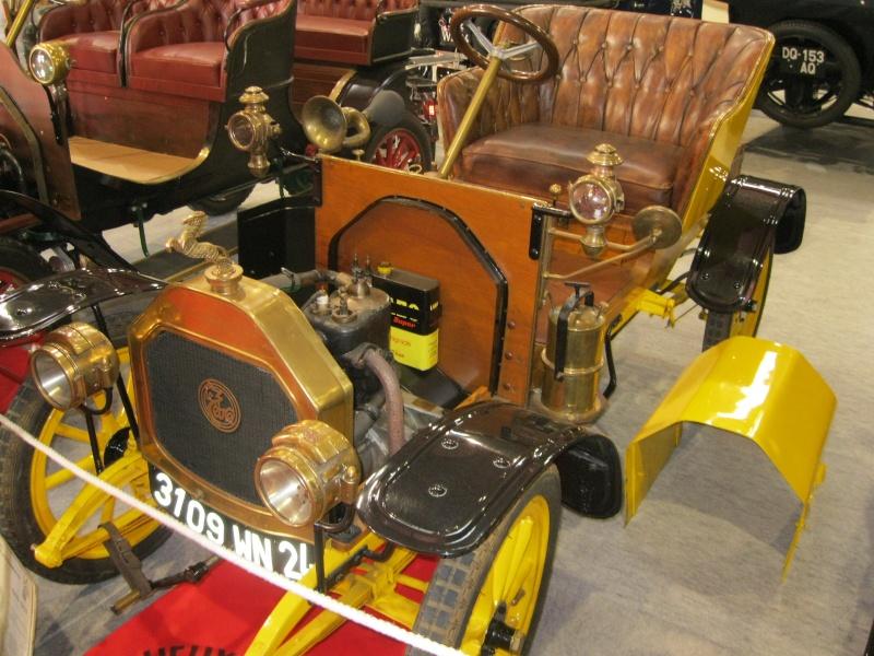 Salon du véhicule ancien - Périgueux Auto Rétro 20 21 février 2016 Img_5321