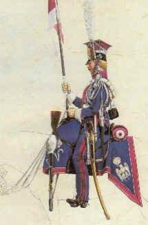 Vitrine Alain 2  Chevau-léger Polonais de la Garde 1810 MM 54 mm ) - Page 13 22895210
