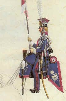 Chevau-léger Lancier Polonais de la Garde 1810. 22895211