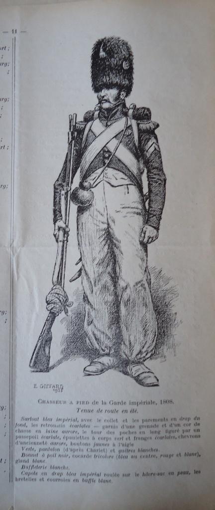 Vitrine Alain 2 mise en peinture sculpture Grenadier en surtout  1807  MM54mm - Page 9 72499210
