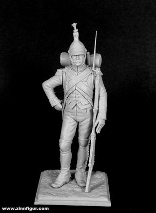 Vitrine Alain 2Régiment Joseph Napoléon .Voltigeur 1809 (Chronos miniatures 54 mm ) - Page 13 8164_510