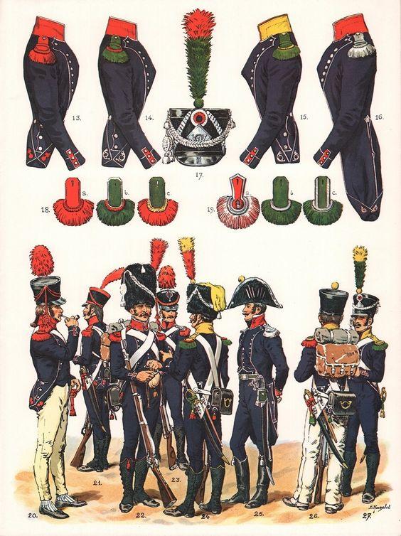 Vitrine Alain 2  Cavalerie légère   Hussard du 14e régiment 1814 MM54mm - Page 11 957d4e10