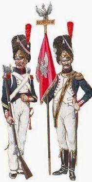 Vitrine Alain 2 Voltigeur de la ligne retour d'Espagne 1814 MM54mm - Page 8 C4c09111