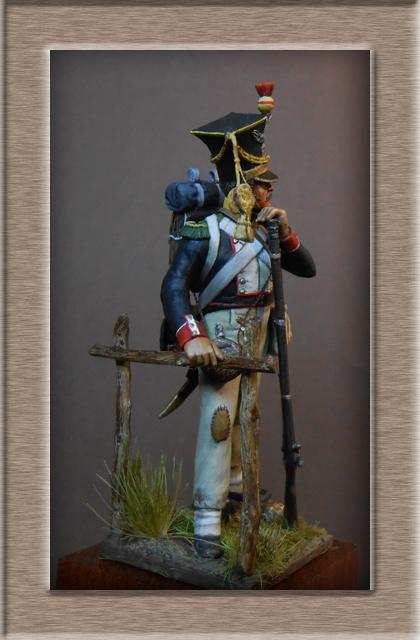 Vitrine Alain 2 Légion Portugaise .Grenadier1808-1814 Chronos Miniatures résine   54mm résin 54 mm ) - Page 7 Dscn1013