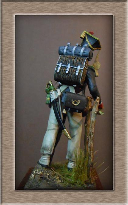 Vitrine Alain 2 Légion Portugaise .Grenadier1808-1814 Chronos Miniatures résine   54mm résin 54 mm ) - Page 7 Dscn1014