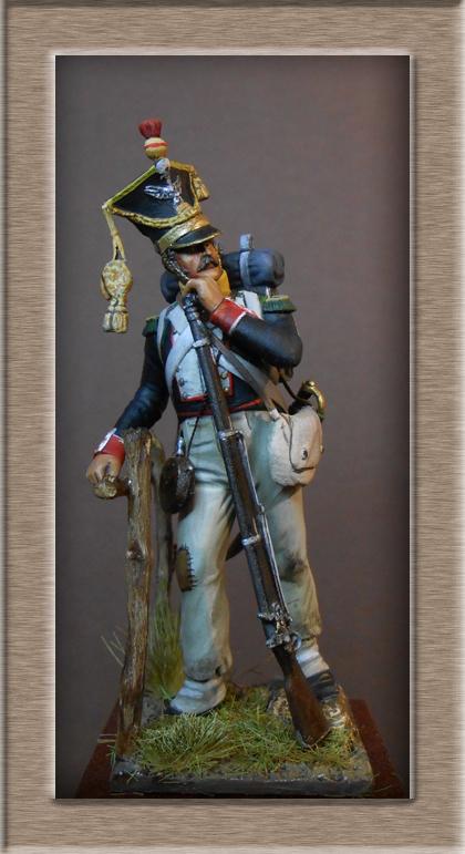 Vitrine Alain 2 Légion Portugaise .Grenadier1808-1814 Chronos Miniatures résine   54mm résin 54 mm ) - Page 7 Dscn1029