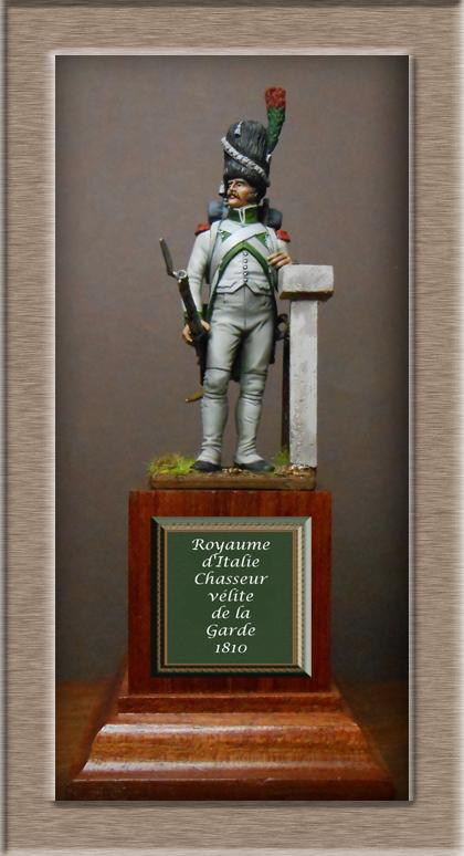 Royaume d'Italie Chasseur-Vélite de la Garde 1810 MM54mm Dscn1034