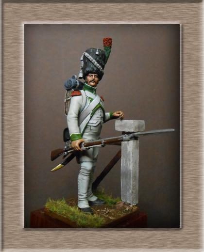 Royaume d'Italie Chasseur-Vélite de la Garde 1810 MM54mm Dscn1036