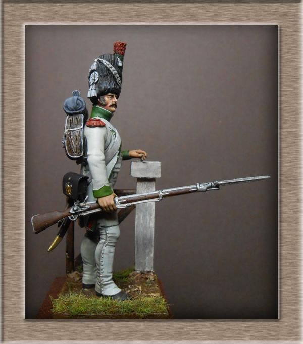 Vitrine Alain 2 Légion Portugaise .Grenadier1808-1814 Chronos Miniatures résine   54mm résin 54 mm ) - Page 7 Dscn1111